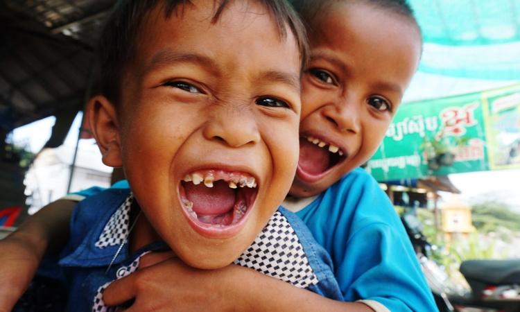 Reduce World Poverty